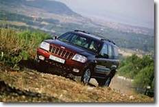 Jeep Grand Cherokee : luxe et polyvalence