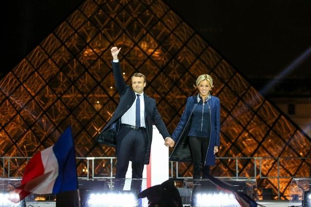 Macron et la France de derrière le périphérique