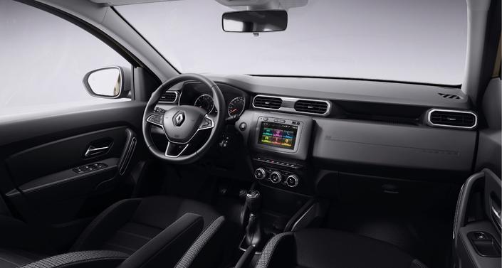 Nouveau Duster: voici la version Renault