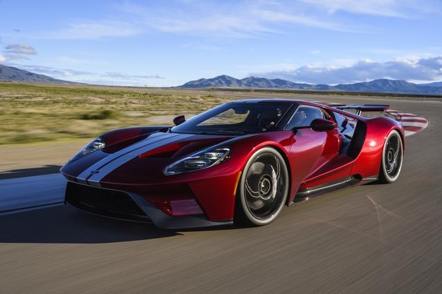 Essai - Ford GT 2017: Dé-Mans-tielle