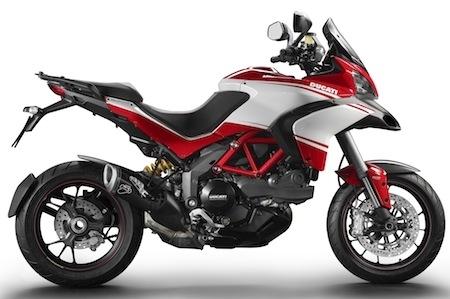 Nouveauté 2013: la gamme Ducati Multistrada