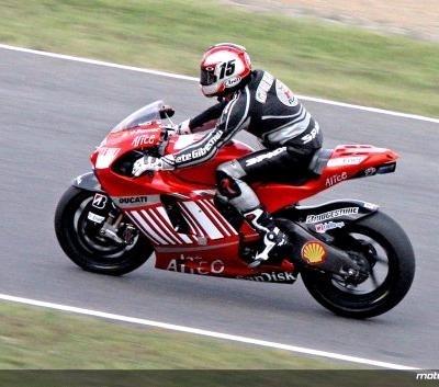 """Moto GP - Gibernau: """"J'ai reçu plusieurs propositions pour revenir"""""""