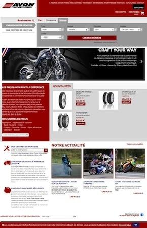 Avon: un site web 100% nouveau