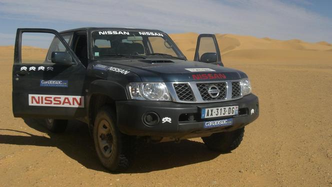 Raid Horizon Dunes en Libye - Le mot du jour : Libye-bye...
