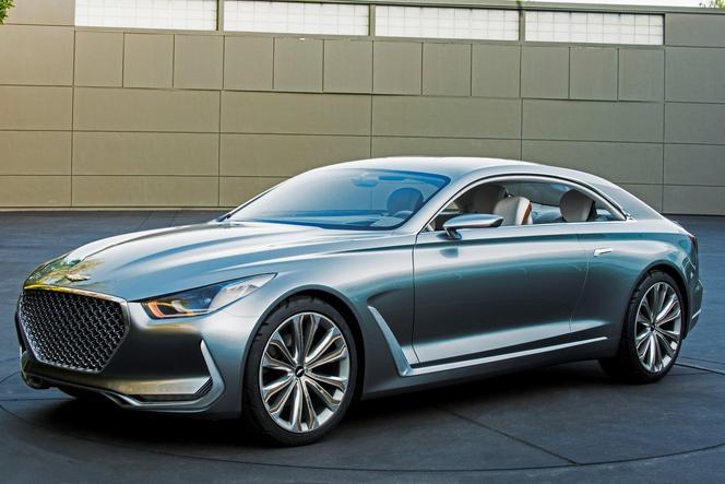 Hyundai dévoile le Vision G Concept