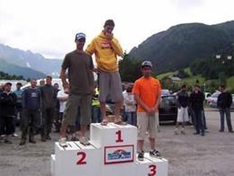 Curvalle gagne la première édition de l'Alpe du Grand Serre