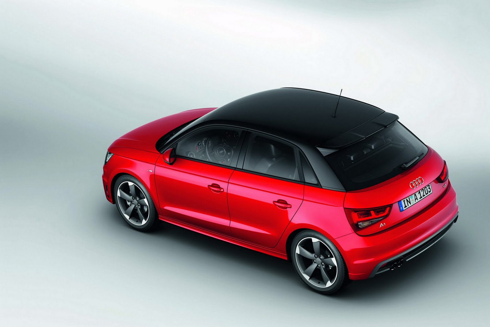 2012 audi a1 sportback dark cars wallpapers. Black Bedroom Furniture Sets. Home Design Ideas