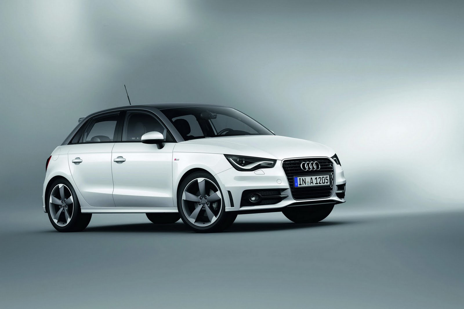 unveiled 2012 audi a1 sportback. Black Bedroom Furniture Sets. Home Design Ideas