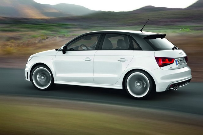 audi a1 sportback toutes les infos photos et une vid o. Black Bedroom Furniture Sets. Home Design Ideas