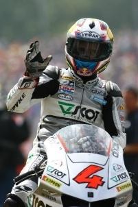 Moto GP - Allemagne: La chance de Dovizioso ?