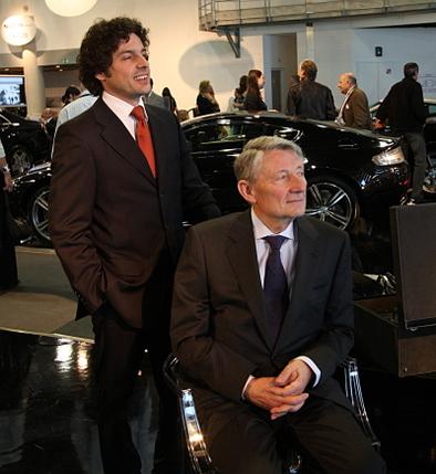 Top Marques 2008 : Spada Codatronca, au nom du père.