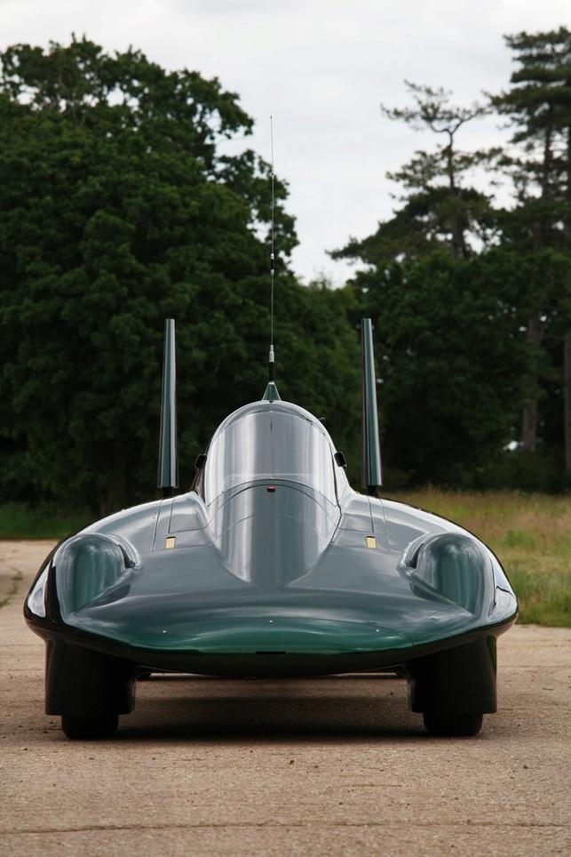 British Steam Car Challenge : une tentative de record avec une voiture à vapeur !