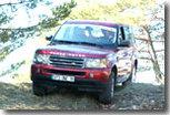 Election du 4x4 de l'année 2006 : victoire du Nissan Pathfinder