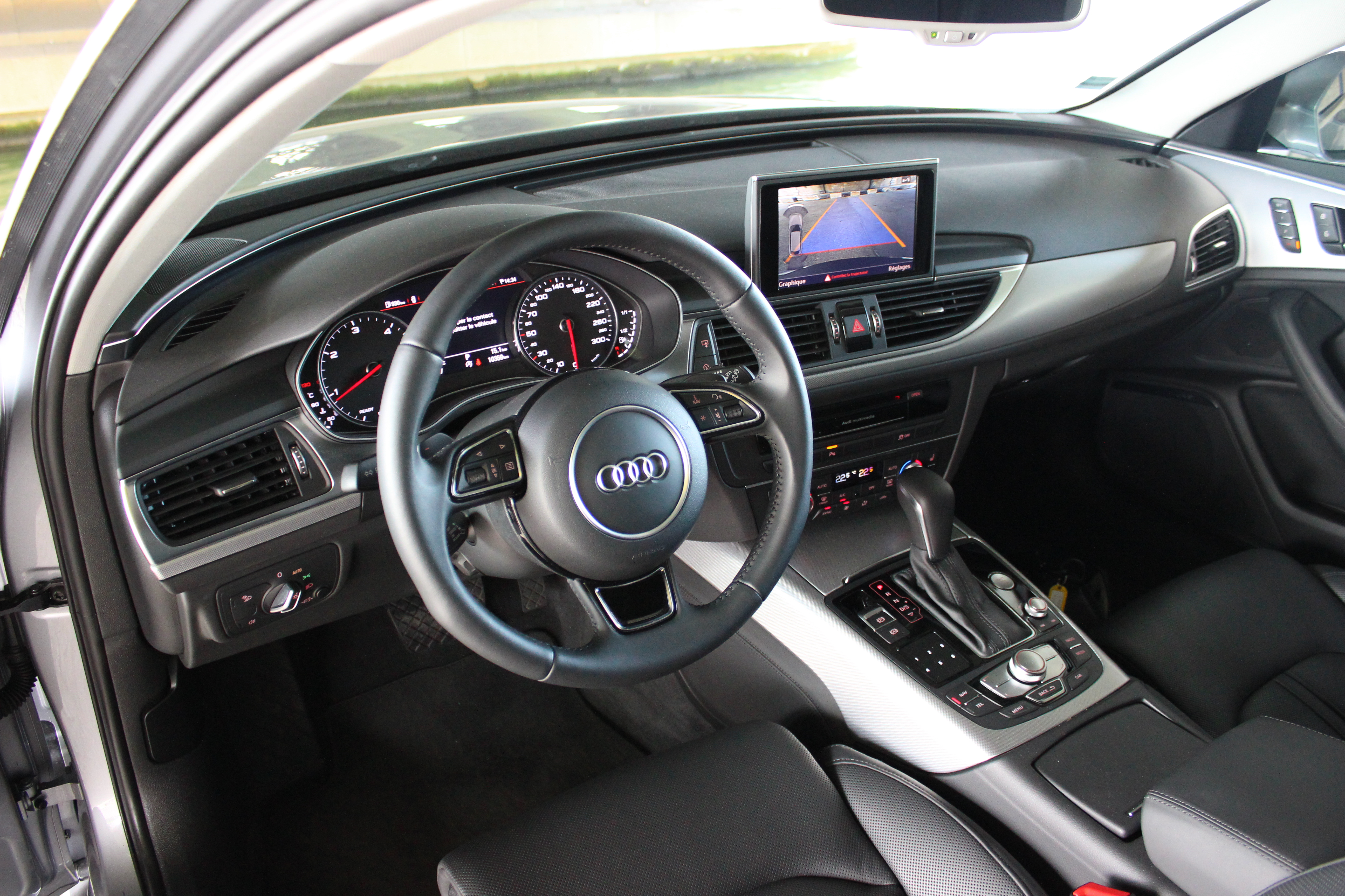 essai audi a6 avant 2 0 tdi 190 ultra supertanker. Black Bedroom Furniture Sets. Home Design Ideas