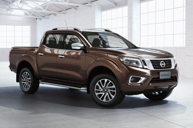Salon de Francfort 2015 : Nissan dévoilera la version européenne du nouveau Navara