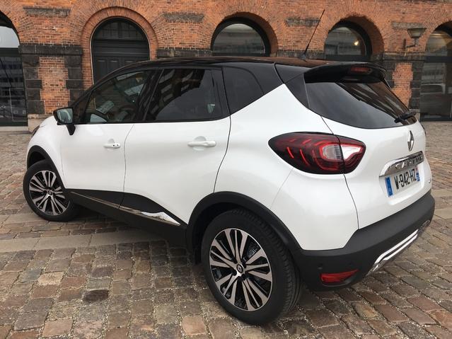 Renault Captur restylé - les premières images de l'essai en live