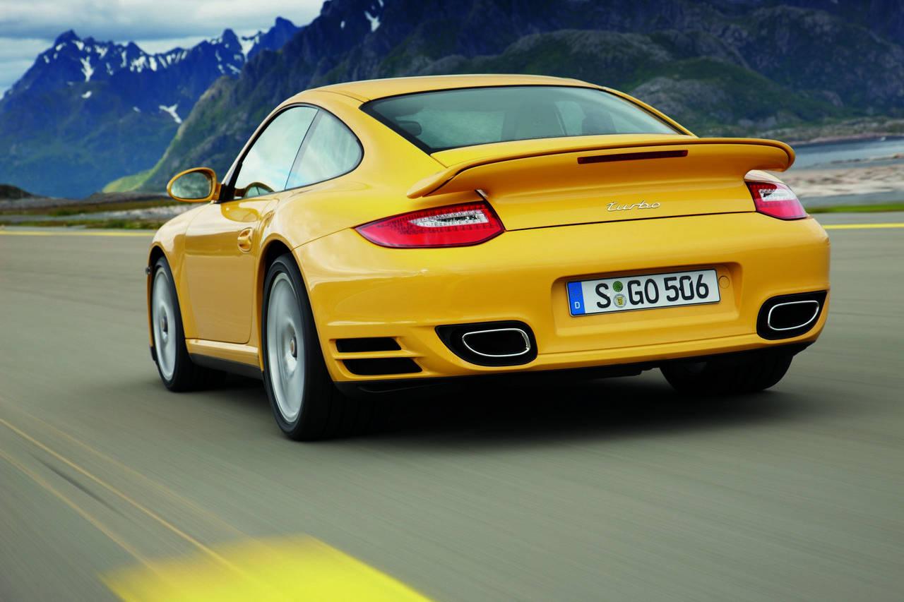 Francfort 2009 : la Porsche