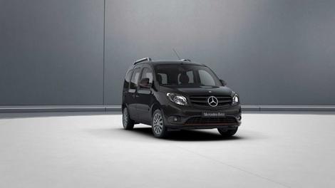 Un nouveau diesel pour le Mercedes Citan