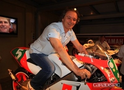 Loris Capirossi, Luca Cadalora, Ducati, Laverda, Yamaha, une endurance classic de 4 heures et plus encore : les 200 Miglia d'Imola, c'est ce week end.