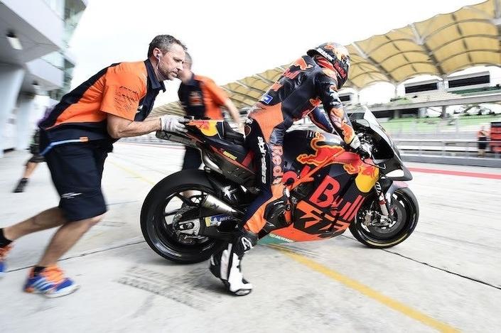 MotoGP – Tests Sepang J1: Zarco toujours dans le dur avec la KTM