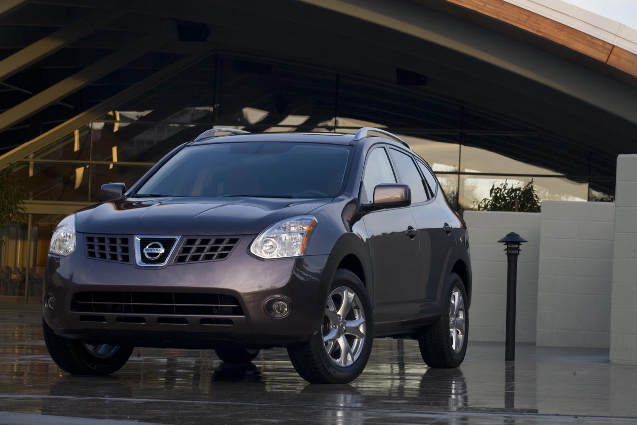 Salon De Detroit Nissan Rogue Retour Sur Le Petit Murano
