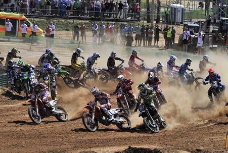 Motocross mondial :  Lettonie, Musquin s'impose une nouvelle fois en première manche des MX 2