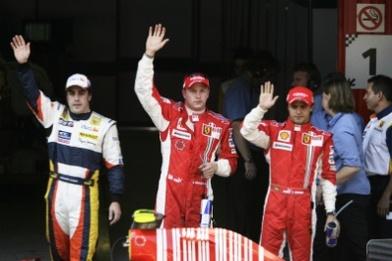 """Formule 1 - Espagne Alonso: """"Nous aurons à partir de maintenant une approche agressive"""""""