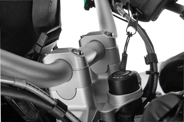 Wunderlich : rehausseur de guidon pour BMW R1200/ 1250 GS