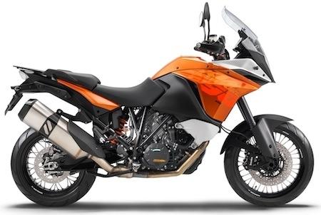 KTM: les nouvelles Adventure 2013 se précisent