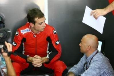 Moto GP - Ducati: D'Antin, c'est fini !