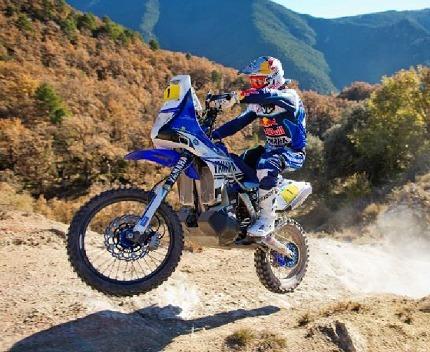 Raid - Yamaha: Cyril Despres change de cap !