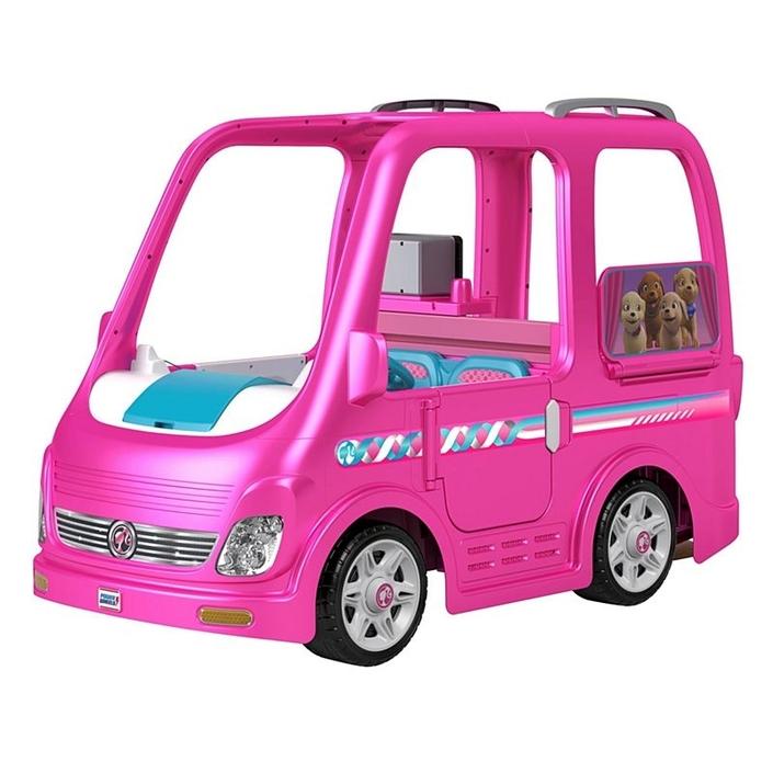 Insolite : une voiture Barbie rappelée à cause de son accélérateur