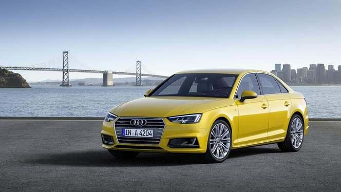 Nouvelle Audi A4 : à partir de 30 650 € en Allemagne