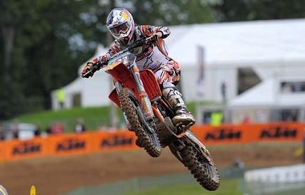 Motocross mondial :  Lettonie, Jeffrey Herlings gagne le GP, Musquin chute mais reste serein