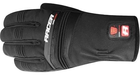 Racer Connectic Short: gants chauffants à manchette courte