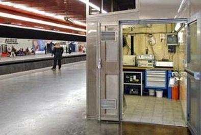 L'air du métro à la loupe