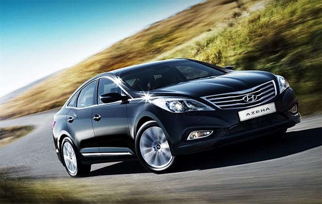 Los Angeles 2011 : nouvelle Hyundai Azera