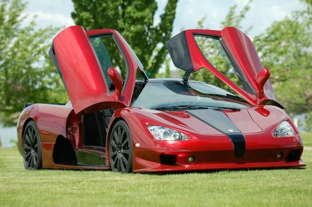 SSC Ultimate Areo EV : une supercar électrique !