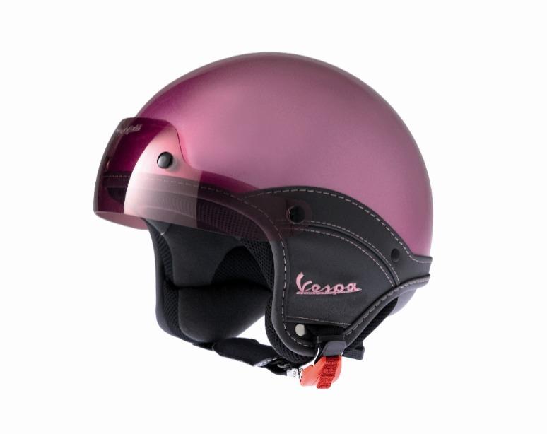 Accessoires :  Nouveaux coloris pour les casques Piaggio et Vespa