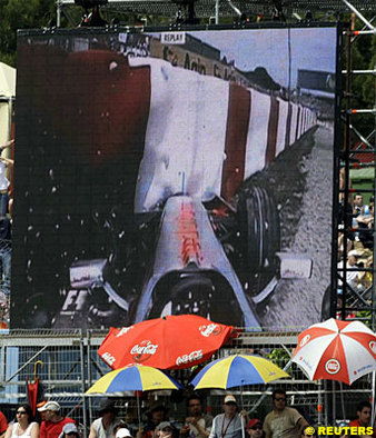 Formule 1 - Espagne: Heikki chiffon, mais tout bon