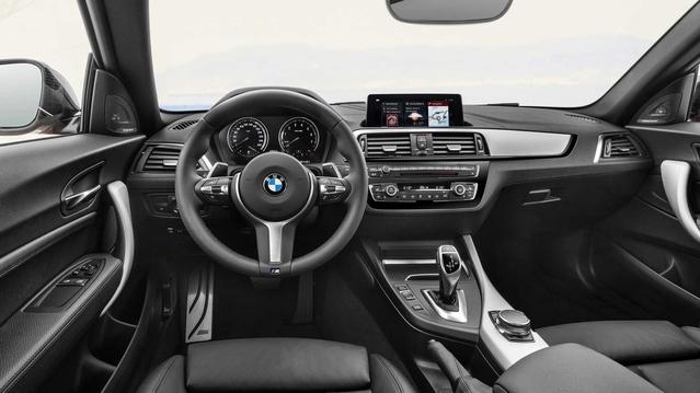 BMW dévoile la Série 2 restylée