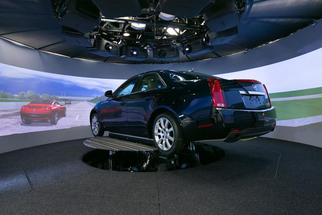 """Cadillac : la conduite autonome """"Super Cruise"""" en développement"""
