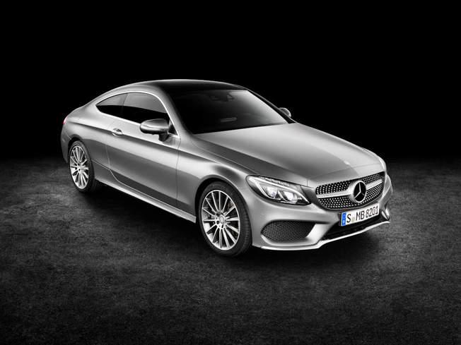 Mercedes officialise la Classe C Coupé