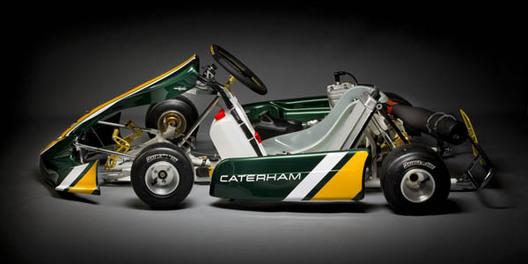 Carterham: maintenant le karting