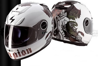 Le Caméléon s'empare du Scorpion Exo 750 Air.