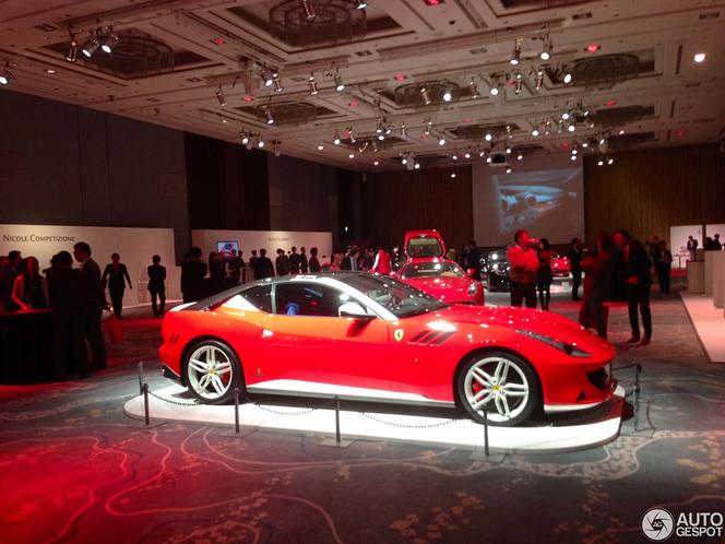 Ferrari SP FFX : toutes les photos