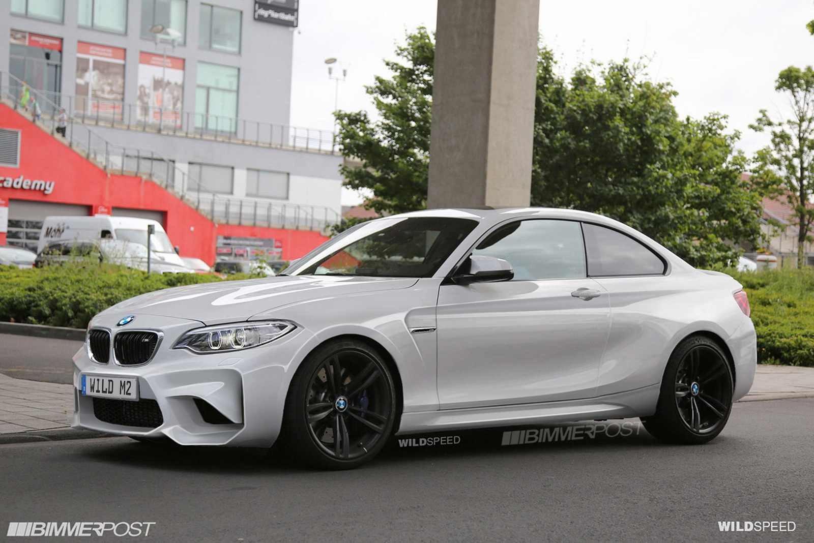 Surprise Voici La Bmw M2