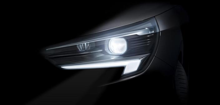 Nouvelle Opel Corsa (2019) : premier teaser