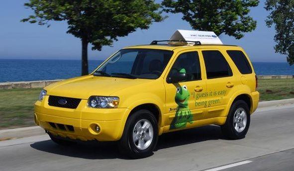 Taxis hybrides : Ford, Nissan et General Motors sur le coup