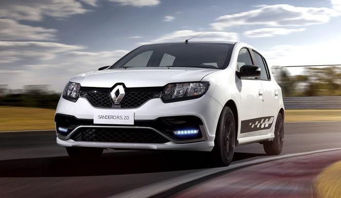 Renault Sandero R.S. : à partir de 14 950 € au Brésil